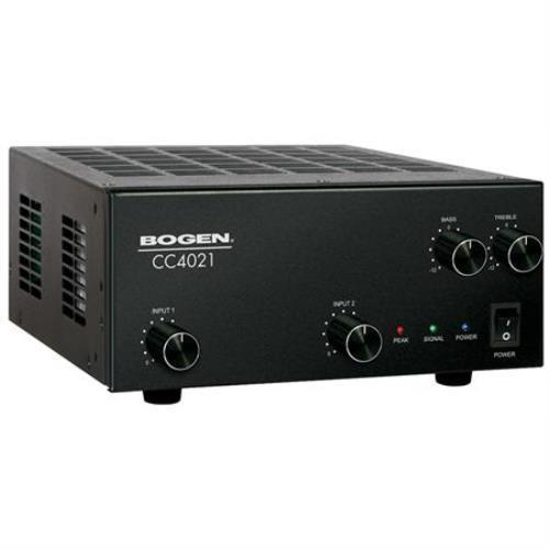 Bogen CommunicationsCompact Mixer/Amplifier 40W  2 Inputs...