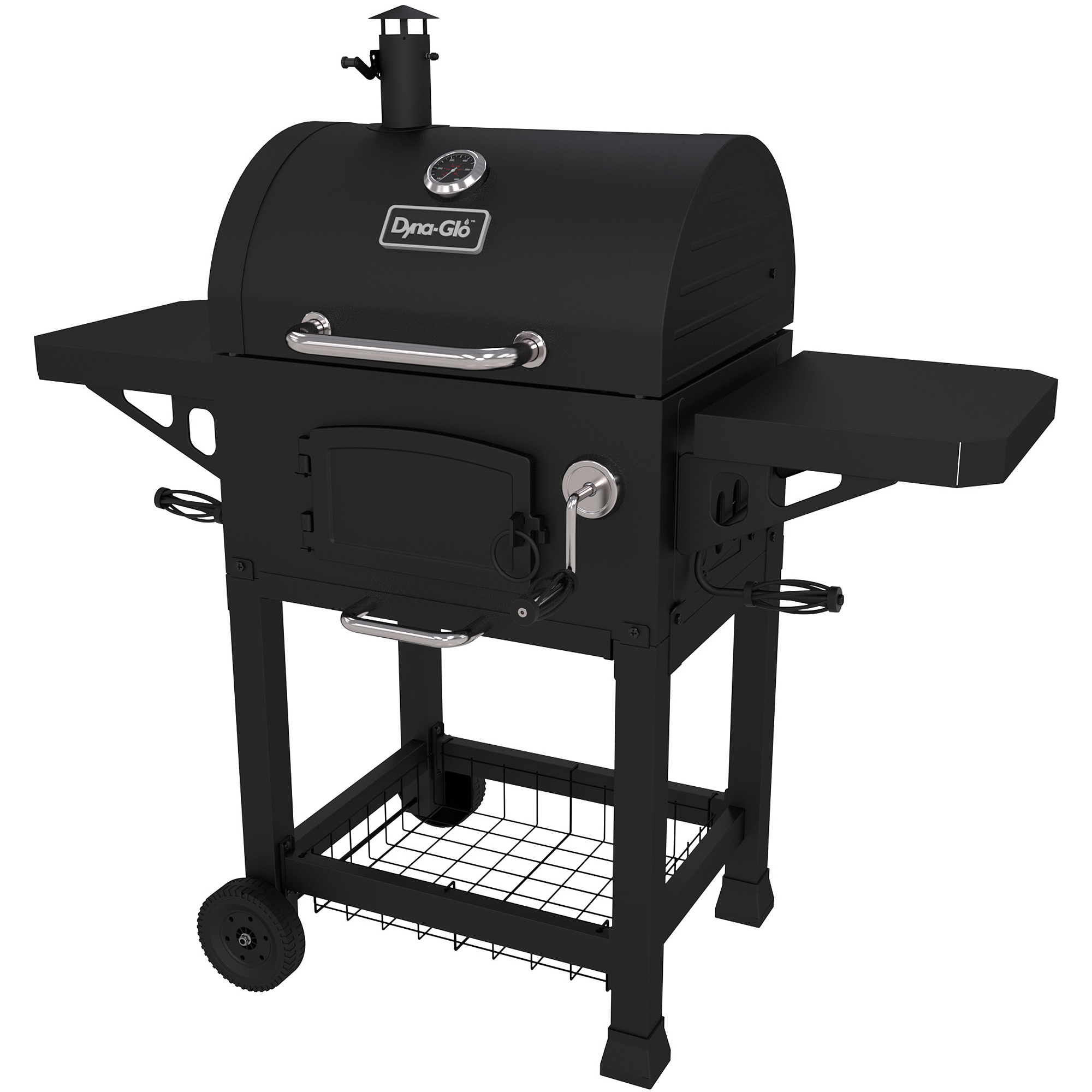 Dyna-Glo DGN405DNC-D Heavy-Duty Charcoal Grill by GHP Group, Inc.