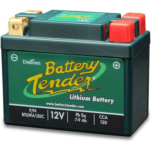 Deltran Battery Tender 7-9A Lithium Battery