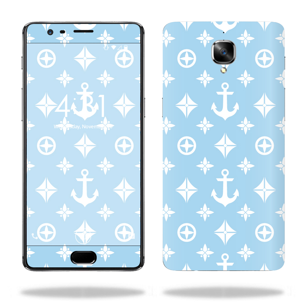 MightySkins Protective Vinyl Skin Decal for OnePlus 3 wrap cover sticker skins