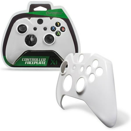 Hyperkin Controller Faceplate - White for Microsoft Xbox One
