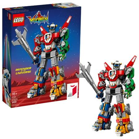 LEGO Ideas Voltron 21311 Building Set (2,321 Pieces) - Ideas For Pep Rally