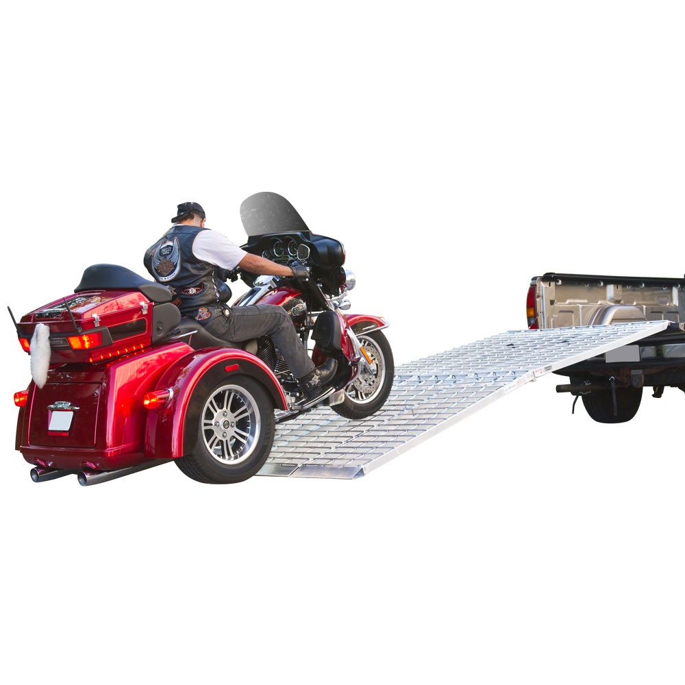 Big Boy 3 Full-Width Trike Motorcycle Loading Ramp