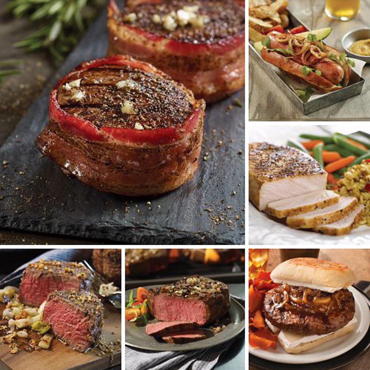 Omaha Steaks Deluxe Gourmet Combo
