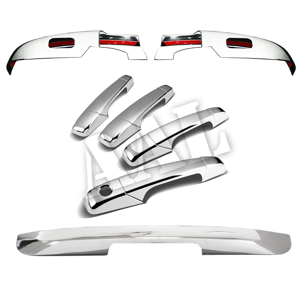 AAL Premium Chrome Cover Combo For CADILLAC ESCALADE 2007