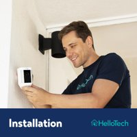 Smart Home Security Device Installation & Setup by HelloTech