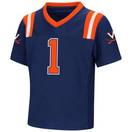 New Cavaliers Jersey (University of Virginia Cavaliers Toddler Football Jersey Boy's Replica)