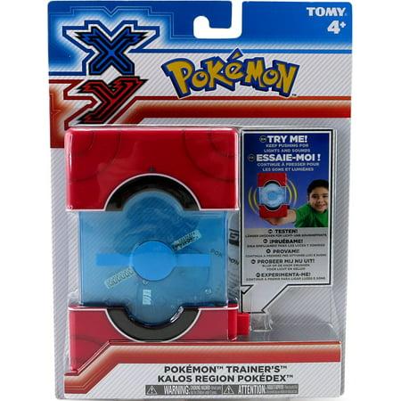 Tomy Pokemon Trainer's Kalos Region Pokedex