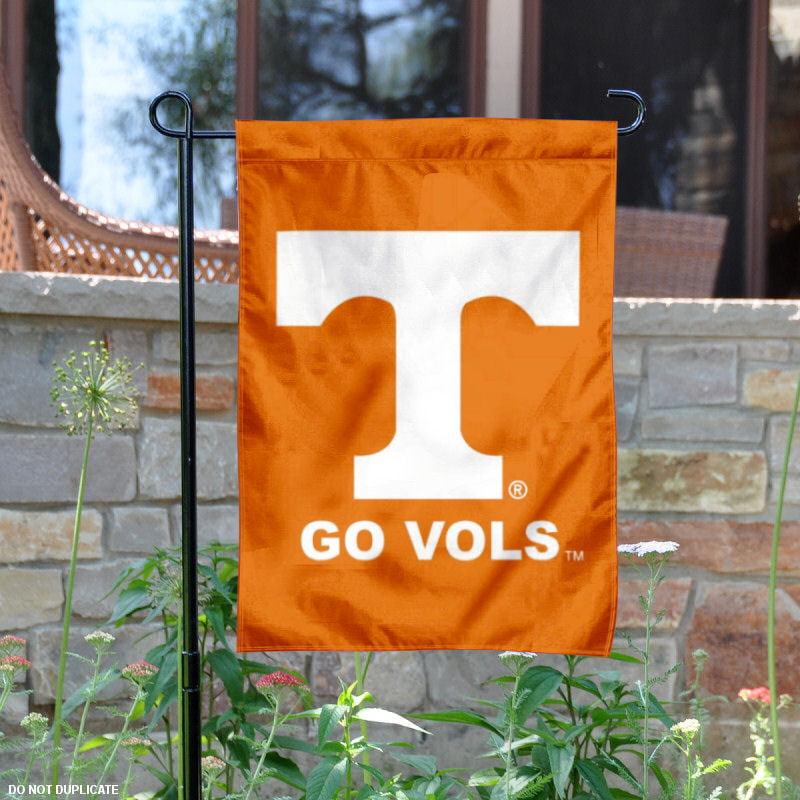 "Tennessee Volunteers 13"" x 18"" College Garden Flag"