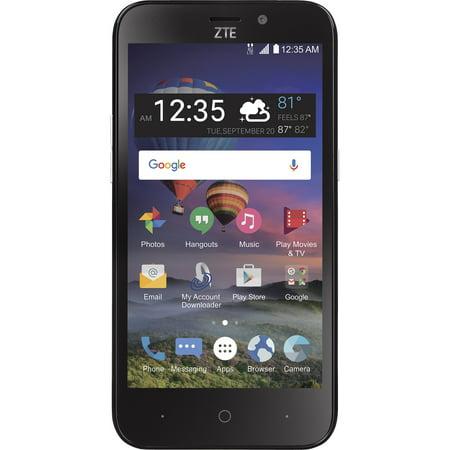 Tracfone Zte Z Five 2 4G Lte Prepaid Smartphone