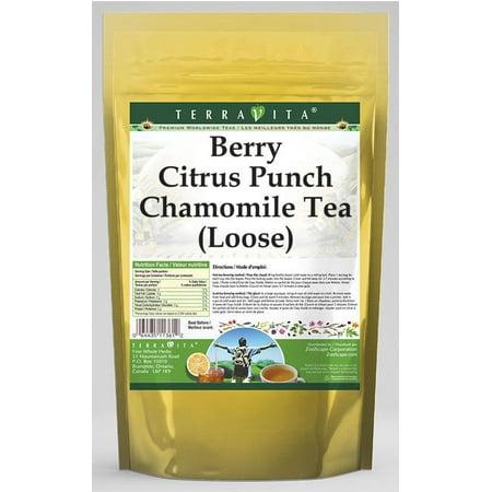 Berry Citrus Punch Chamomile Tea (Loose) (4 oz, ZIN: 545106)