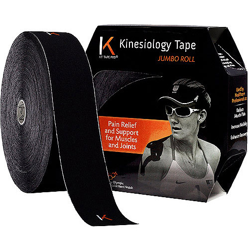 KT Tape Cotton Jumbo Roll (125 feet)