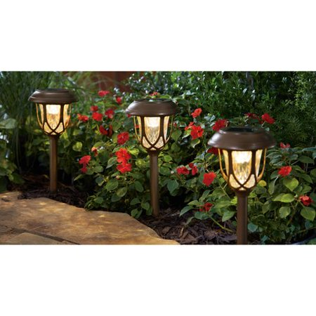 Better homes gardens solar bhg dalstone bh16 093 599 22 - Better homes and gardens solar lights ...