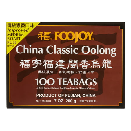 Foojoy Min-Nan Tea, Oolong, 7 (Formosa Oolong Tea)