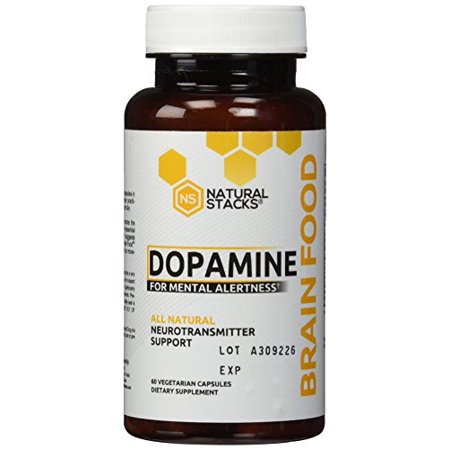 Dopamine Brain Food Supplement All Natural
