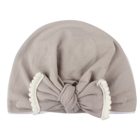 KABOER Baby Bow Lace Knotted Headgear Hat Indian Hat Child