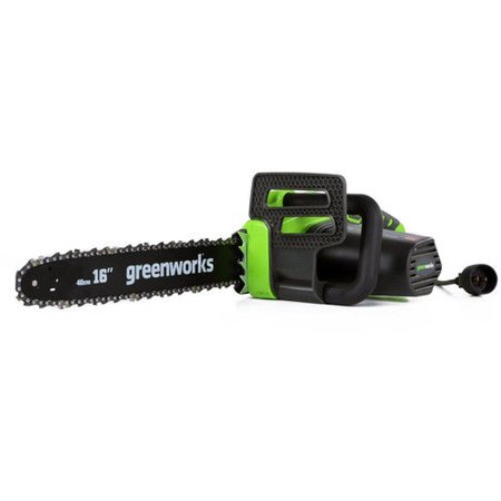 Greenworks 16-Inch 12-Amp Corded Chainsaw