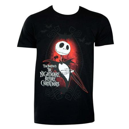nightmare before christmas jack skellington tee shirt (Nightmare Before Christmas Stocking)