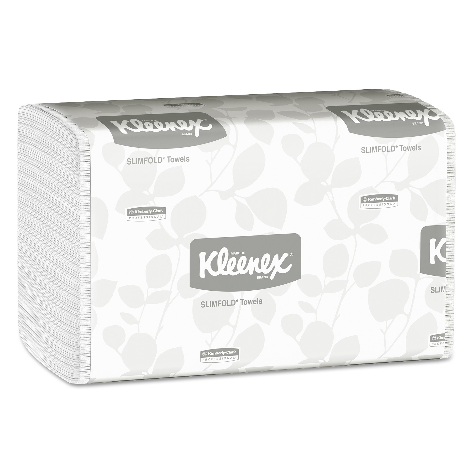 Kimberly Clark Slimfold Paper Towels 7 1 2 X 11 3 5 White
