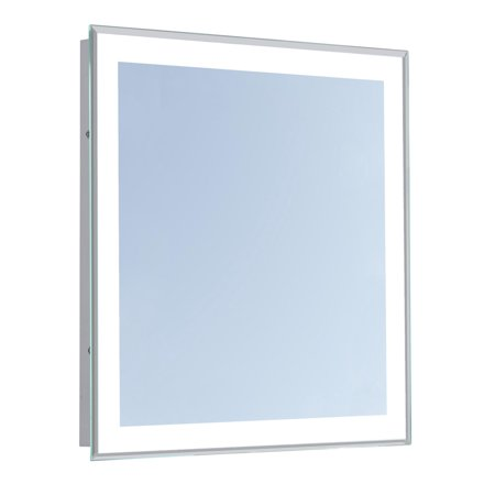 - 4 Sides LED Edge Electric Mirror Rectangle 20