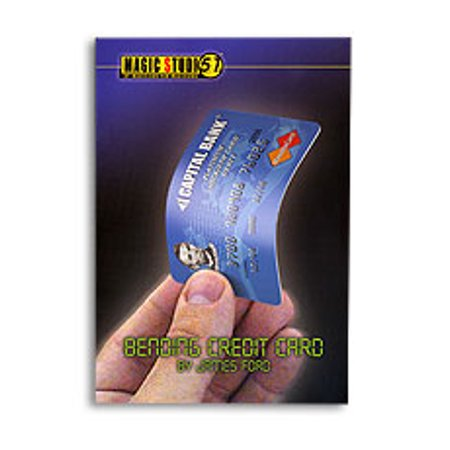 Bending Credit Card By James Ford