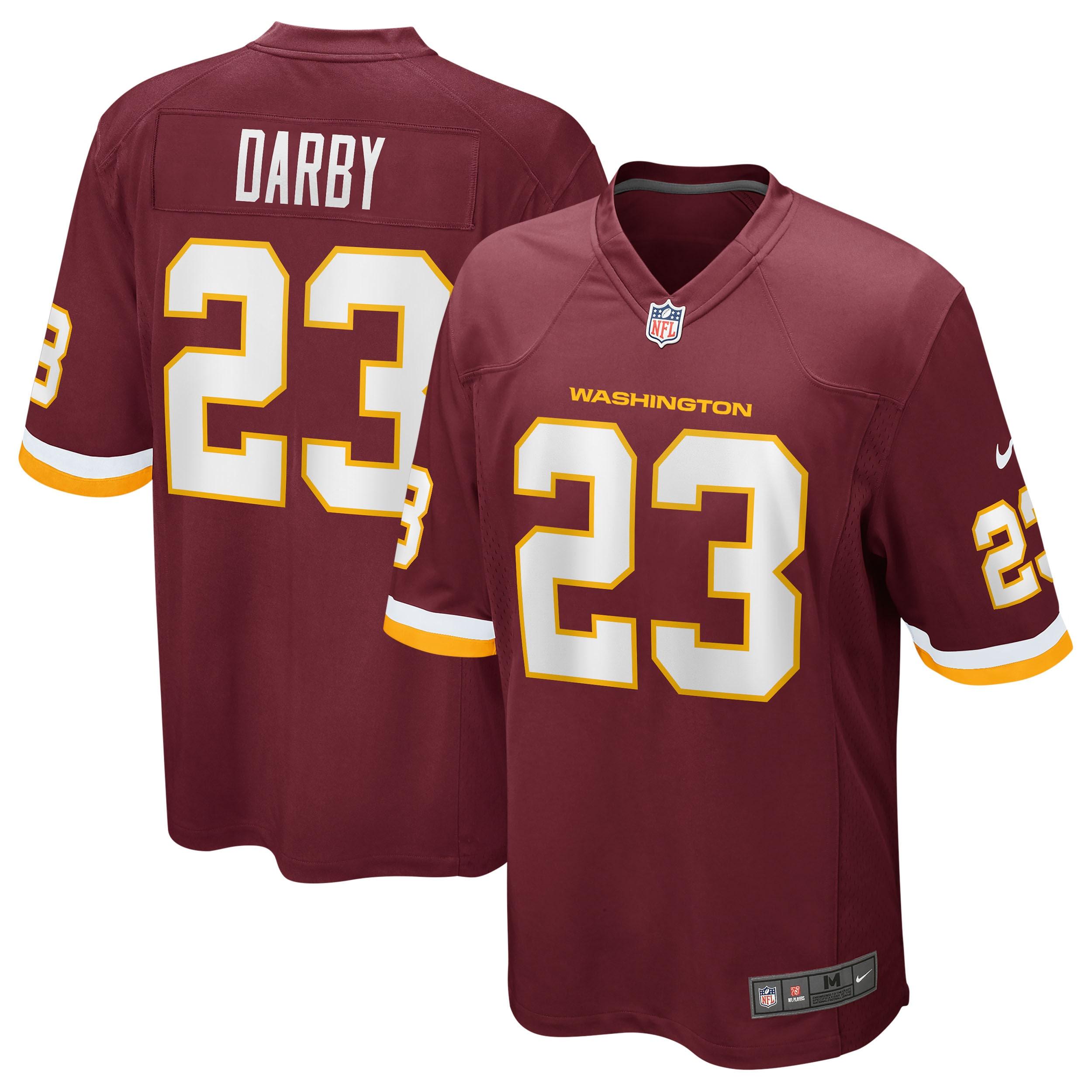 Ronald Darby Washington Football Team Nike Team Game Jersey - Burgundy - Walmart.com