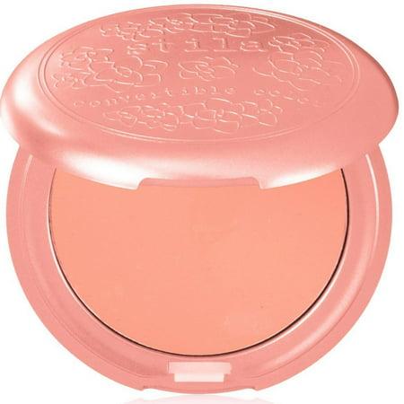 Stila Convertible Color Dual Lip & Cheek Cream Blush, Petunia, 0.15 Oz