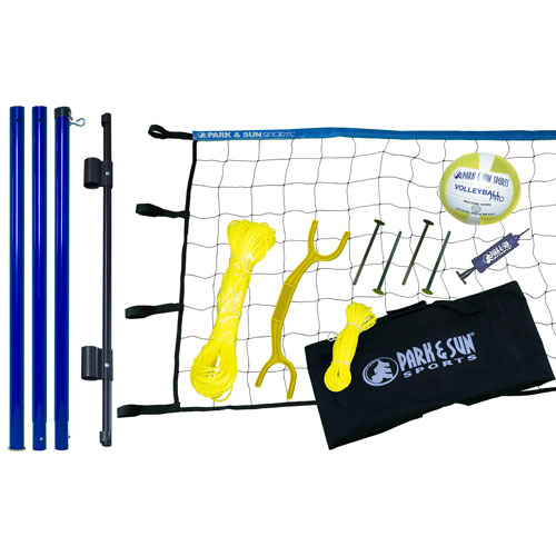 Park and Sun Spiker Flex Outdoor Volleyball Set