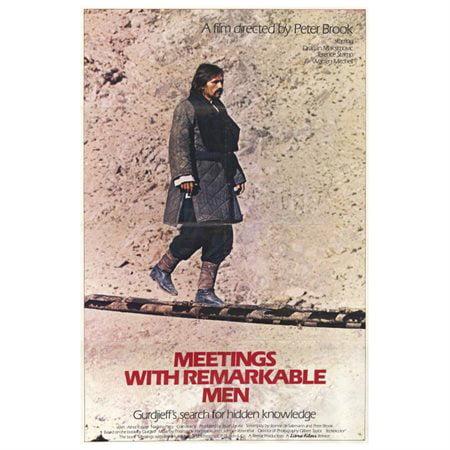 Meetings With Remarkable Men POSTER Movie Mini Promo](Halloween Meetings)