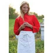 0975-5003 Epic 3/4 Sleeve Chef Shirt in Persimmon - Medium