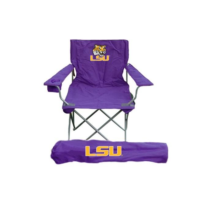 Rivalry RV251-1000 LSU Tigers NCAA Adult Ultimate Tailgate Folding Chair