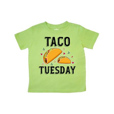 - Cinco De Mayo Taco Tuesday Toddler T-Shirt