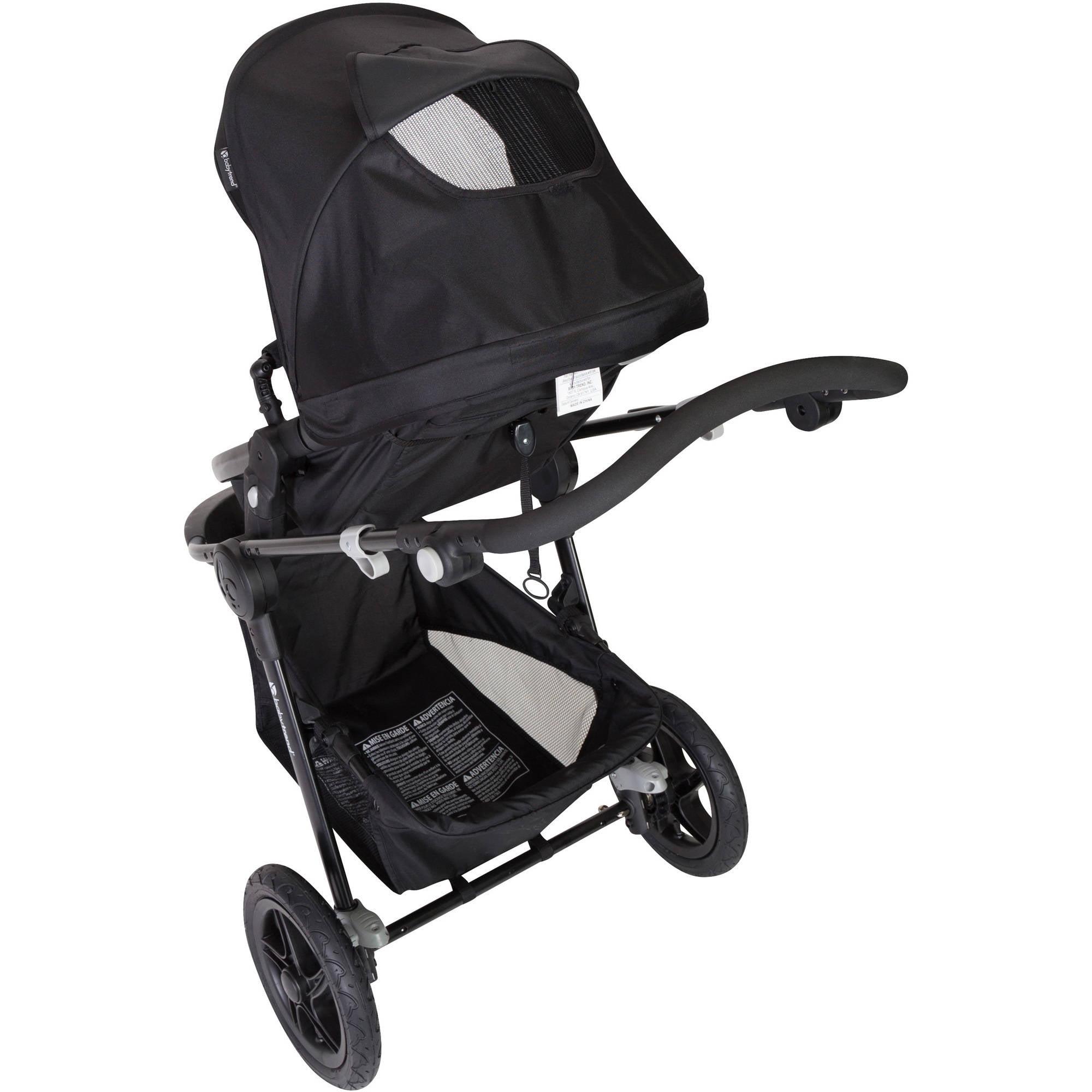 Baby Trend Debut Sport 3-Wheel Lightweight Stroller ...