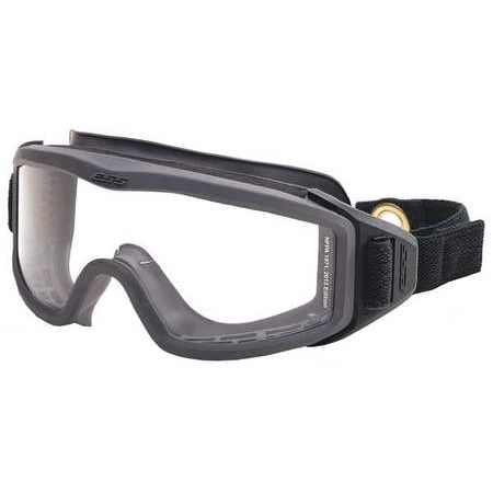 Ess Snap (ESS Fire Goggle,With Snap On/Off Brackets)