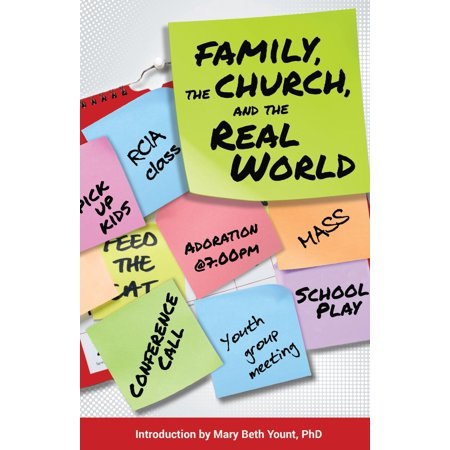 Family, the Church, and the Real World (Vanessa Amorosi Somewhere In The Real World)