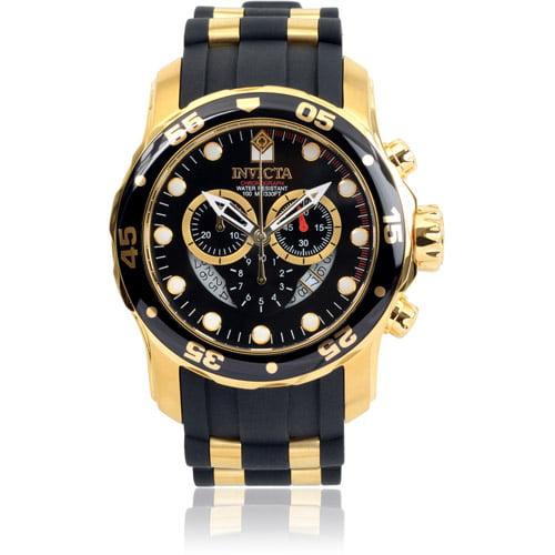 invicta s 6981 pro diver quartz chronograph