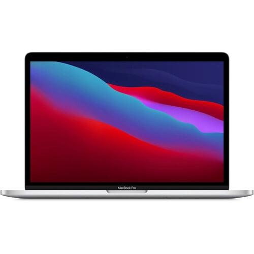 Apple MacBook Pro with Apple M1 Chip (13-inch, 8GB RAM, 512GB SSD Storage) - Silver (Latest Model)