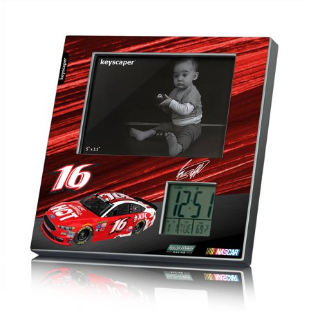Greg Biffle 16 Kfc Picture Frame Clock By Keyscaper