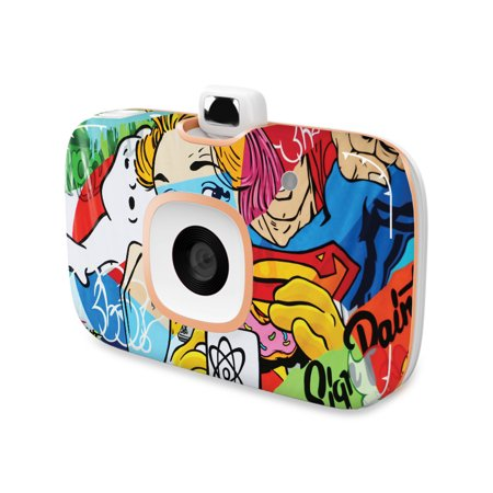 Skin For HP Sprocket 2-in-1 Photo Printer - Cartoon Mania | MightySkins Protective, Durable, and Unique Vinyl Decal wrap cover | Easy To Apply, Remove, and Change -