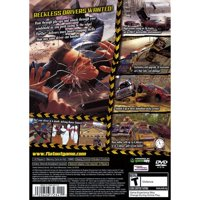Flatout - Playstation 2(Refurbished)