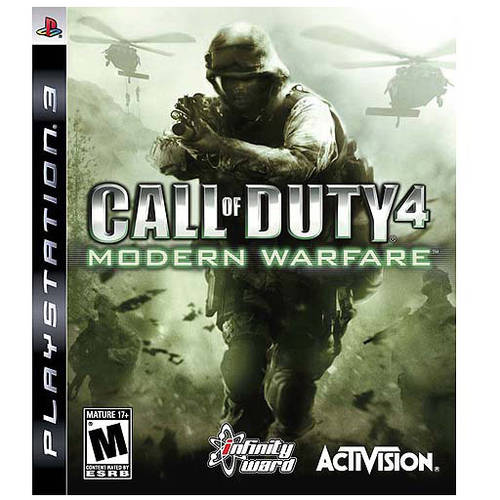 Call Of Duty 4 Modern Warfare (PS3) - Pre-Owned