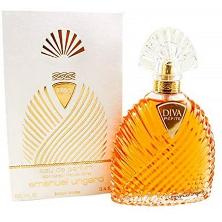 - 2 Pack - Emanuel Ungaro Diva Eau De Parfum Spray  3.4 oz