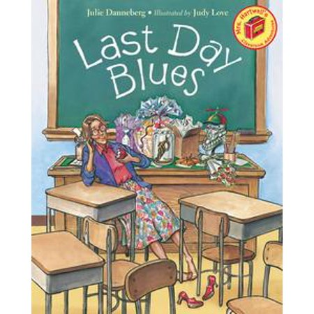 Last Day Blues - eBook - Last Day Of School Countdown