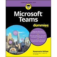 Microsoft Teams for Dummies (Paperback)