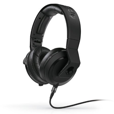 skullcandy mix master headphones with dj capabilities and 3 button mic matte black. Black Bedroom Furniture Sets. Home Design Ideas