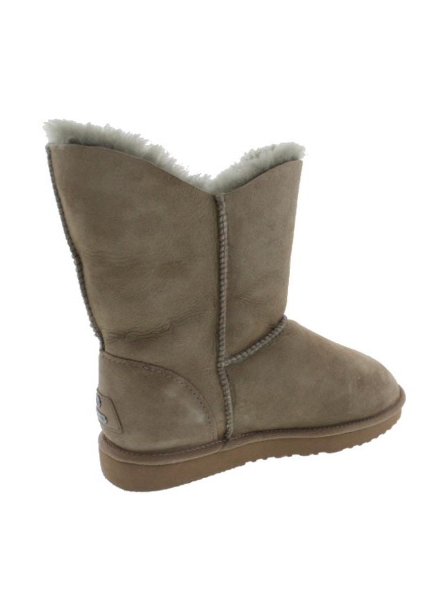 Koolaburra Short Womens Double Halo Short Koolaburra Sheepskin Lined Ankle Boots 681a07