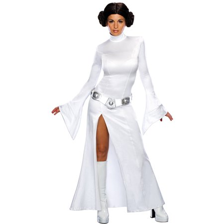 Princess Leia Adult Halloween Costume - Princess Leia Halloween Costume Baby
