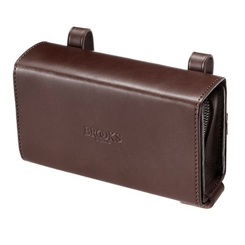 D-Shaped Tool Bag - Antique Brown