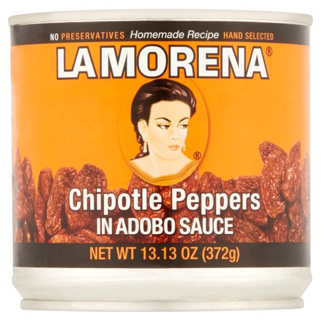 Mexican Pepper - (3 Pack) La Morena Chipotle Peppers In Adobo Sauce, 13.13 Oz