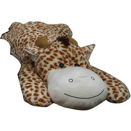 Jumbo Floppy Plush Giraffe Toy - Floppy Giraffe